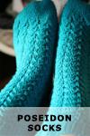 Poseidon Socks