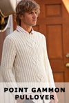 Point Gammon Pullover
